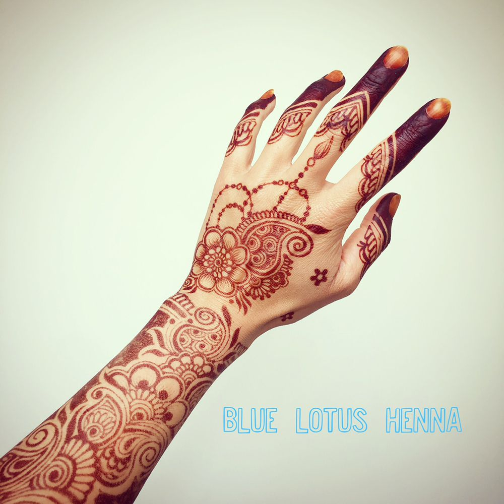 Blue Lotus Henna: 1218 SE Ash St, Portland, OR
