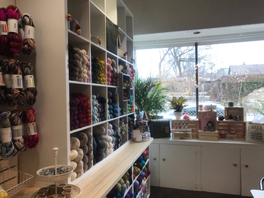 Yarn Social: 1707 W 45th St, Kansas City, MO
