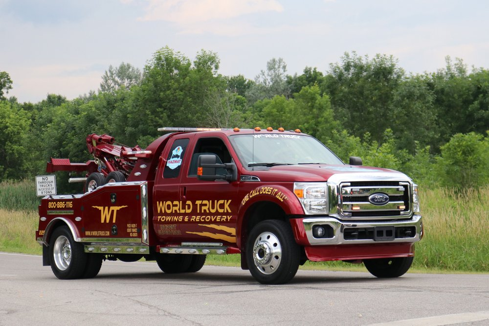 World Truck Towing & Recovery: 1750 Feddern Ave, Grove City, OH