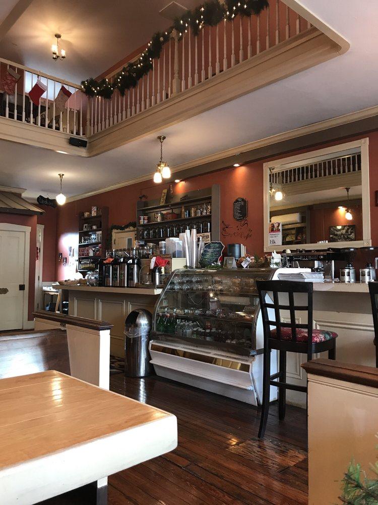 Brick House Cafe: 60 N Main St, Manheim, PA