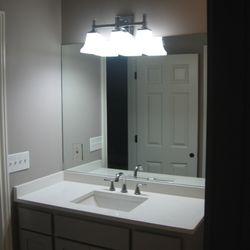 Bathroom Light Fixtures Nashville Tn nashville glass - 10 photos - glass & mirrors - 1301 2nd ave n