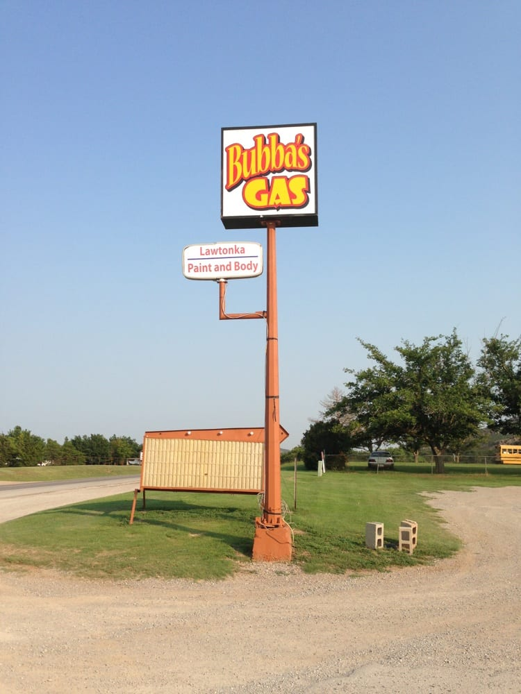 Bubba's Bud: 23275 State Highway 58, Lawton, OK