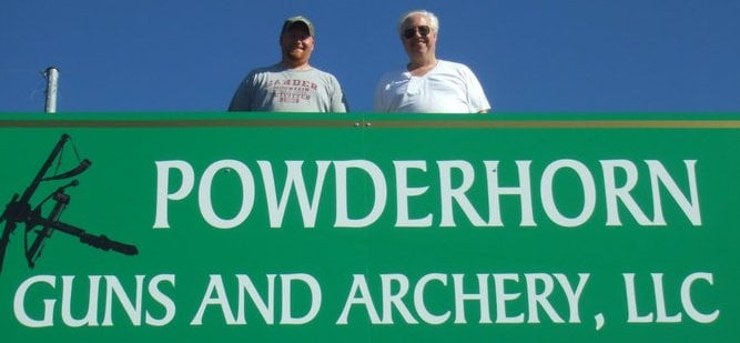 Powderhorn Guns: 127 N River Ave, Holland, MI