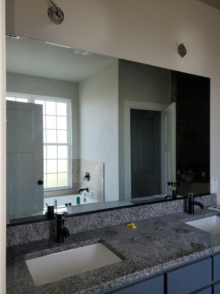 Denton County Glass: 11450 US Hwy 380, Cross Roads, TX