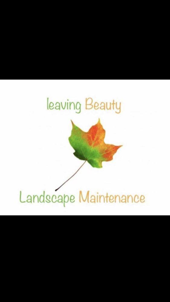 Leaving Beauty Landscape Maintenance