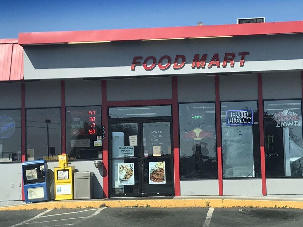 Grab N Go Mart: 808 W Washington St, Sequim, WA