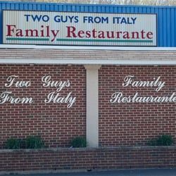Two Guys From Italy Restaurant Shamokin Pa