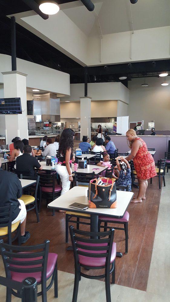 Miles College: 5500 Myron Massey Blvd, Fairfield, AL
