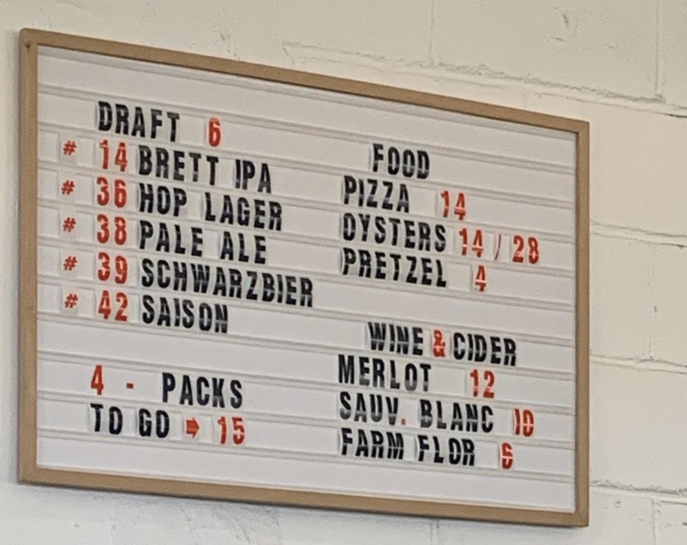 Kingston Standard Brewing: 22 Jansen Ave, Kingston, NY