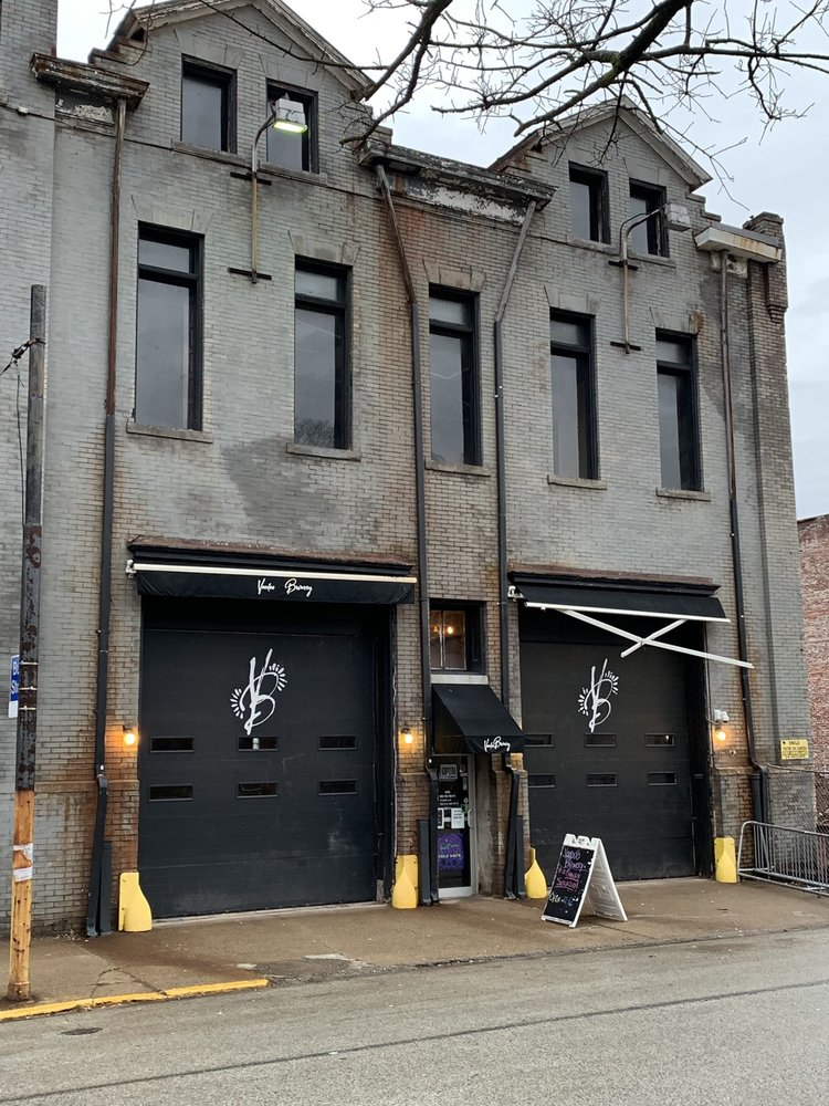 Voodoo Brewery - Homestead: 205 E 9th Ave, Homestead, PA