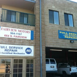 Fairview Motors Brakes & Alignment