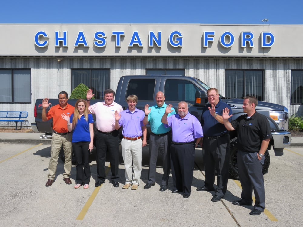 Chastang Ford