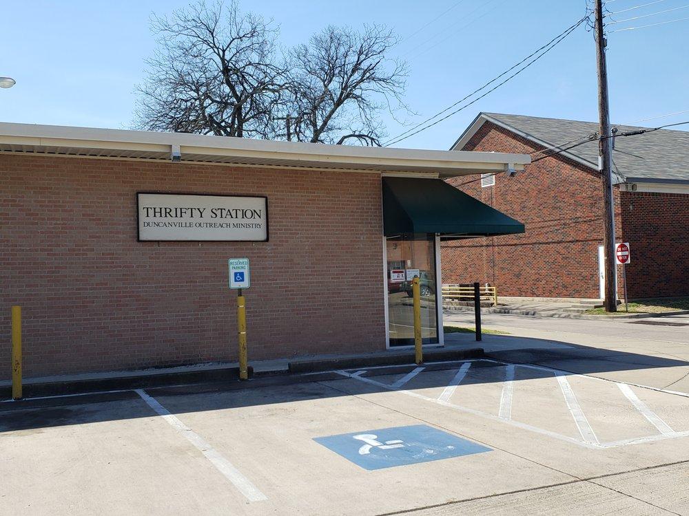Duncanville Outreach Ministries: 202 E Cherry St, Duncanville, TX