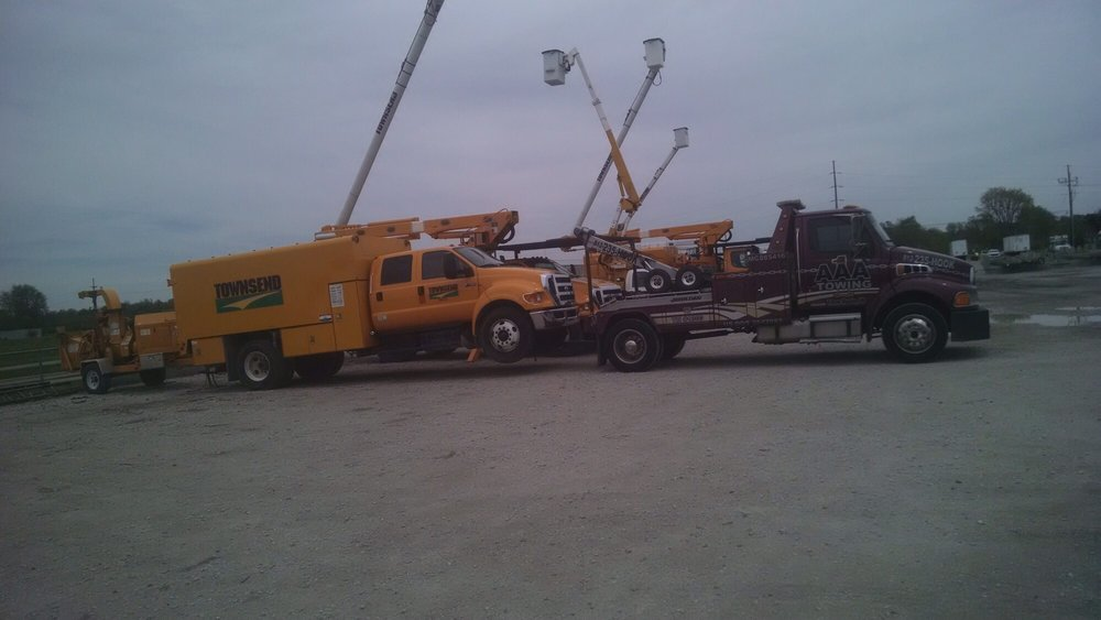 Towing business in Harrison, IN