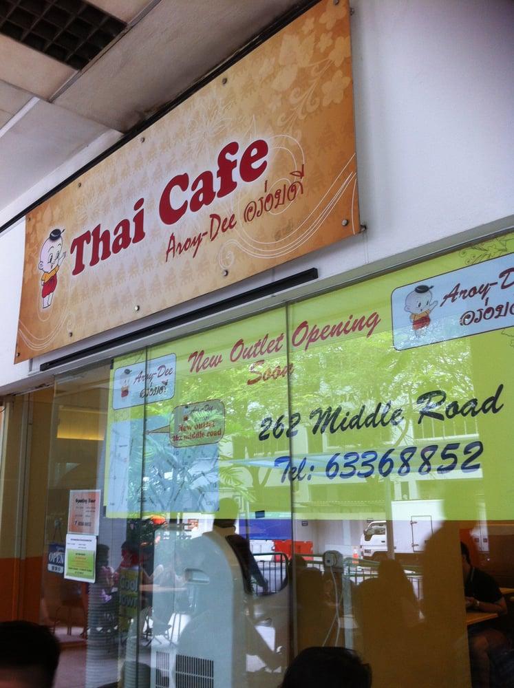 Aroy Dee Thai Cafe Singapore
