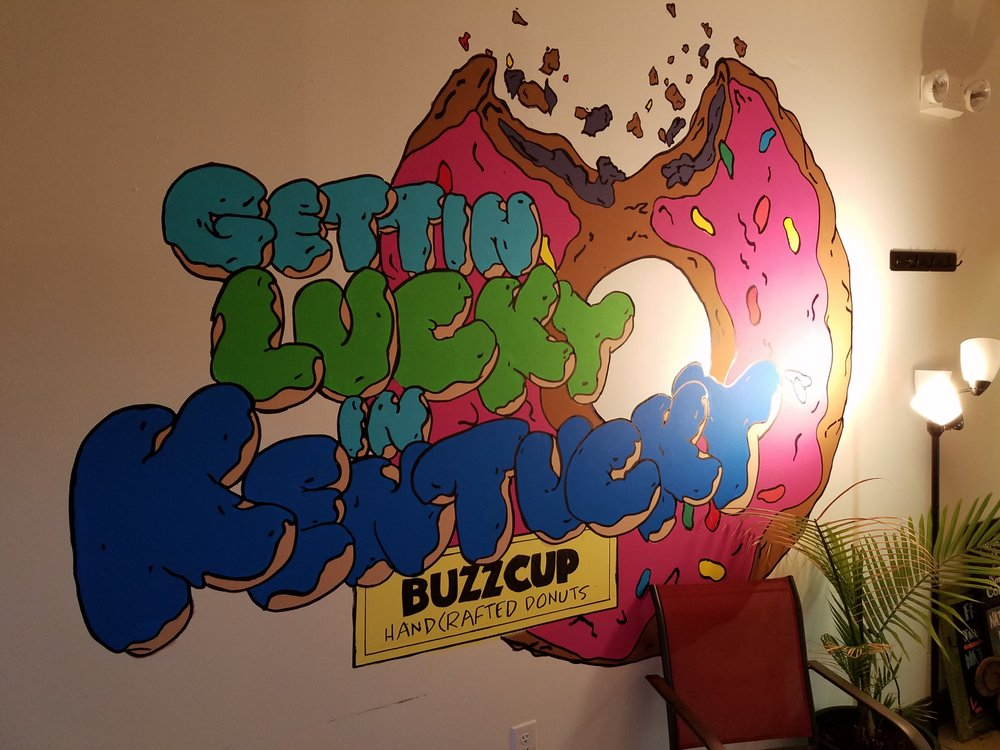Buzz Cup: 1101 Indian Mound Dr, Mount Sterling, KY