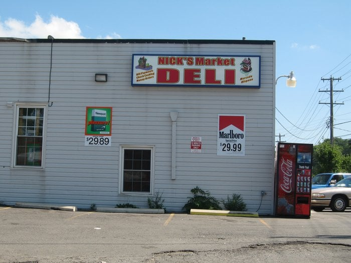 Nick's Market & Deli: 147 W Shirley Ave, Warrenton, VA