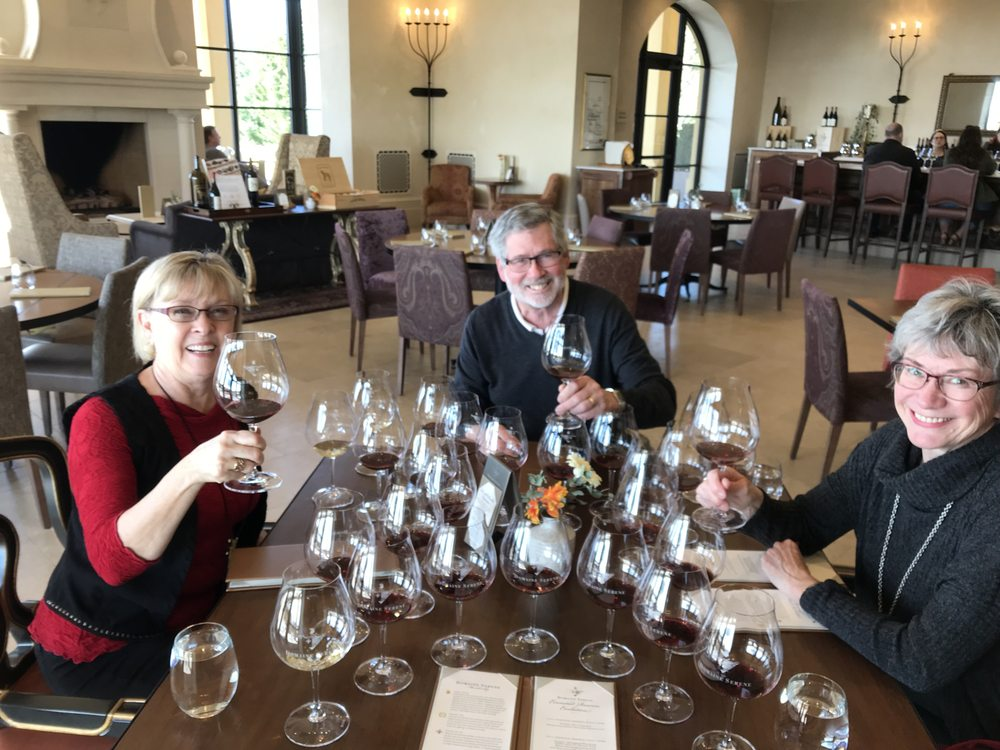 Oregon WineMaker Tours: 18 El Greco St, Lake Oswego, OR