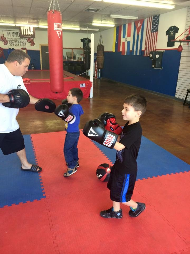 Avondale Boxing and Fitness Gym: 2800 Hwy 90, Avondale, LA