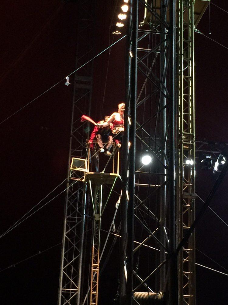 Zerbini Tarzan Circus: 2317 S Hall, Joplin, MO