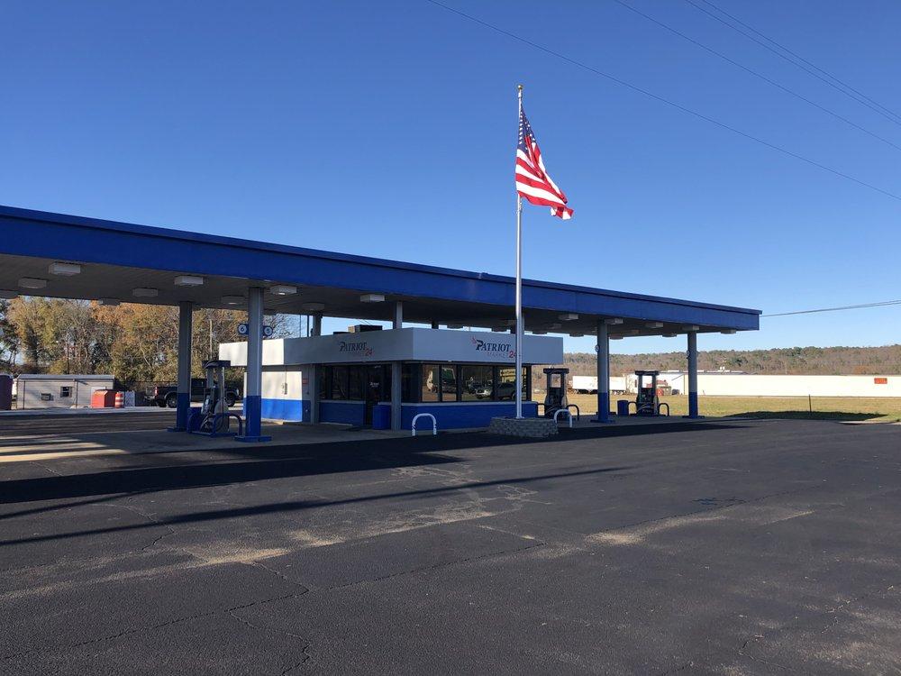 Patriot Fueling Center - Wetumpka: 589 US Hwy 231, Wetumpka, AL