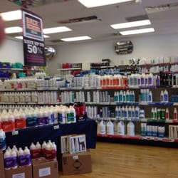 What types of items does CosmoProf beauty supply sell?