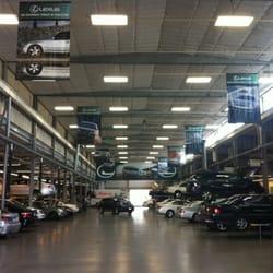Photo Of Lexus Santa Monica Service Center Ca United States