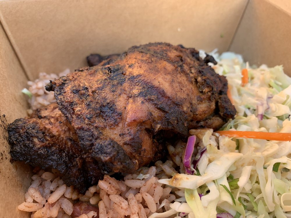 Food from Caribbean Haven