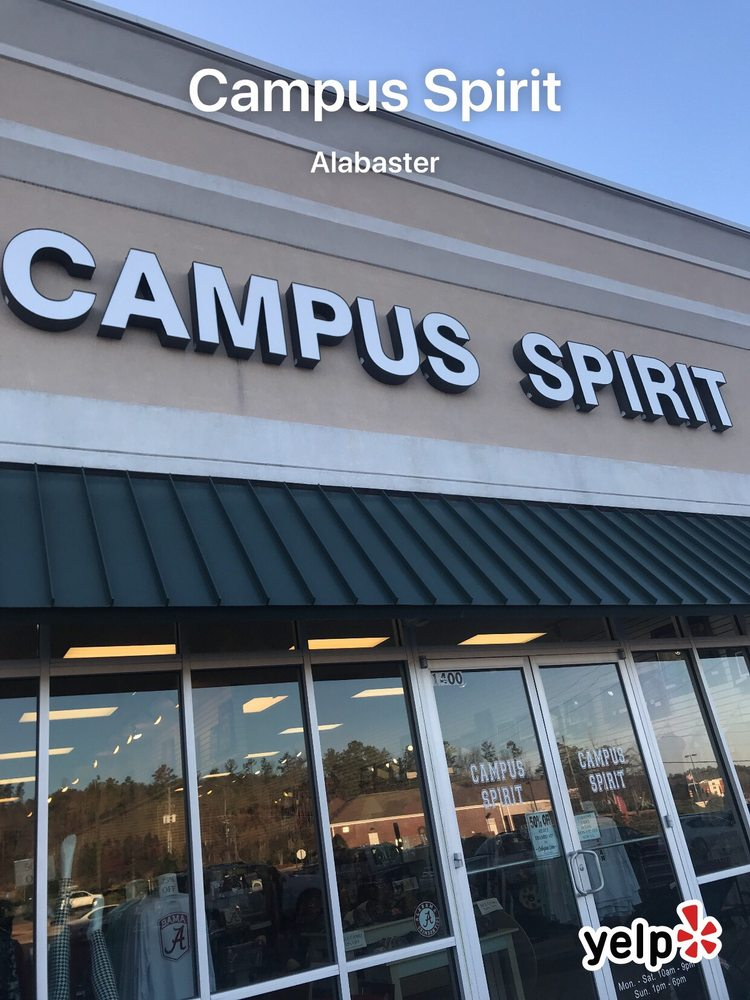 Campus Spirit: 100 S Colonial Dr, Alabaster, AL