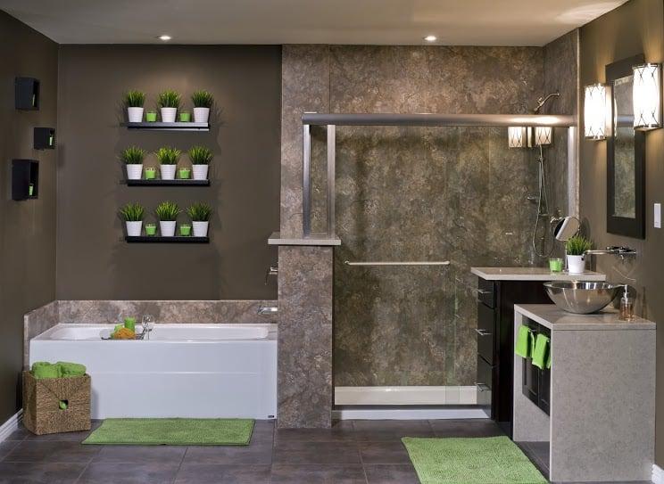 ReBath 48 Photos Contractors 48 US Route 48 Irwin PA Gorgeous Re Bath Bathroom Remodeling
