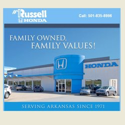 Delightful Photo Of Russell Honda   North Little Rock, AR, United States. Our Great