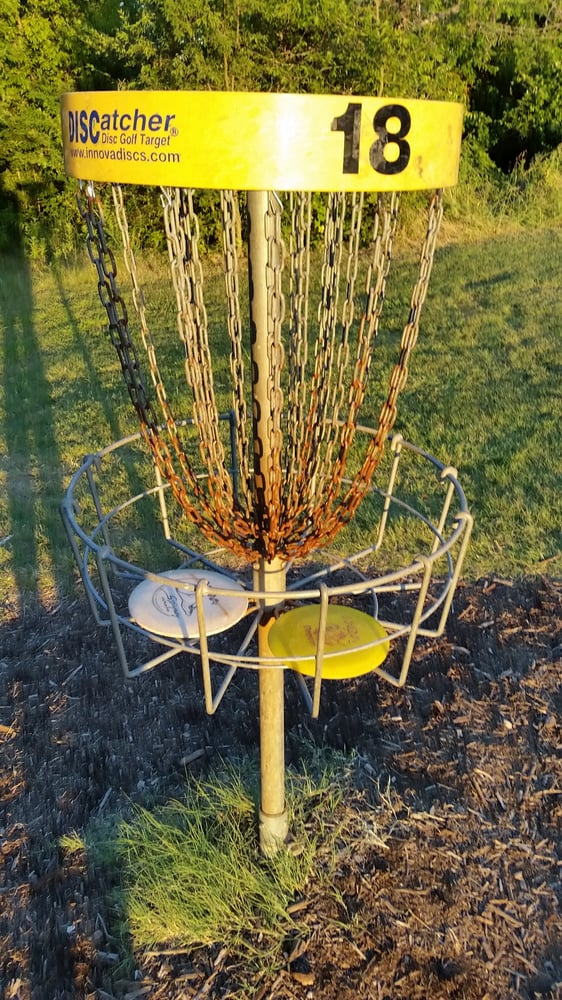 Harry Myers Disc Golf Course