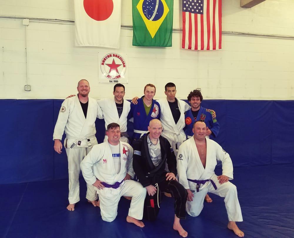 Social Spots from Boston Brazilian Jiu-Jitsu