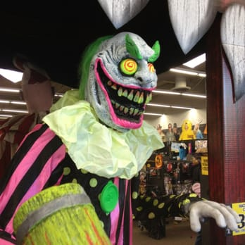 photo of spirit halloween store redwood city ca united states quit clowning - Halloween Store Spirit