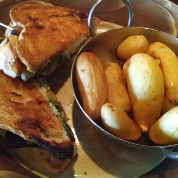 ... States. Grilled cheese with salt and vinegar fingerling potatoes