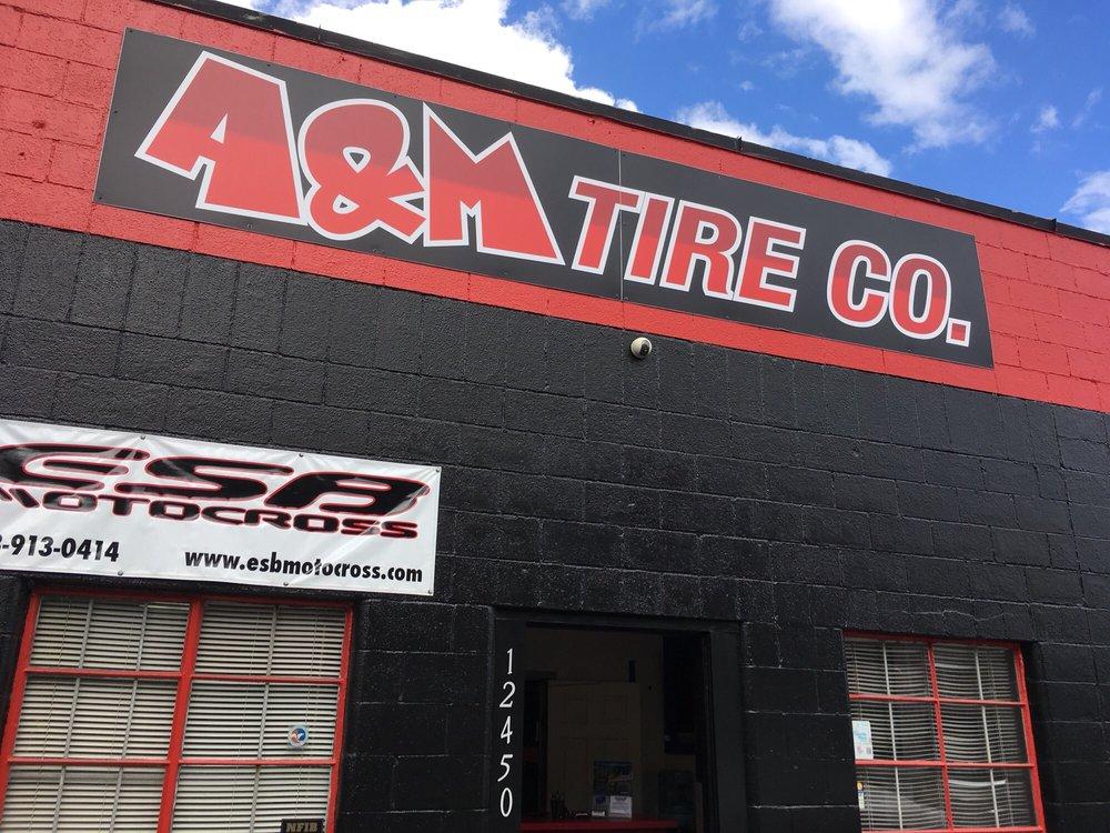 A&M Tire Co
