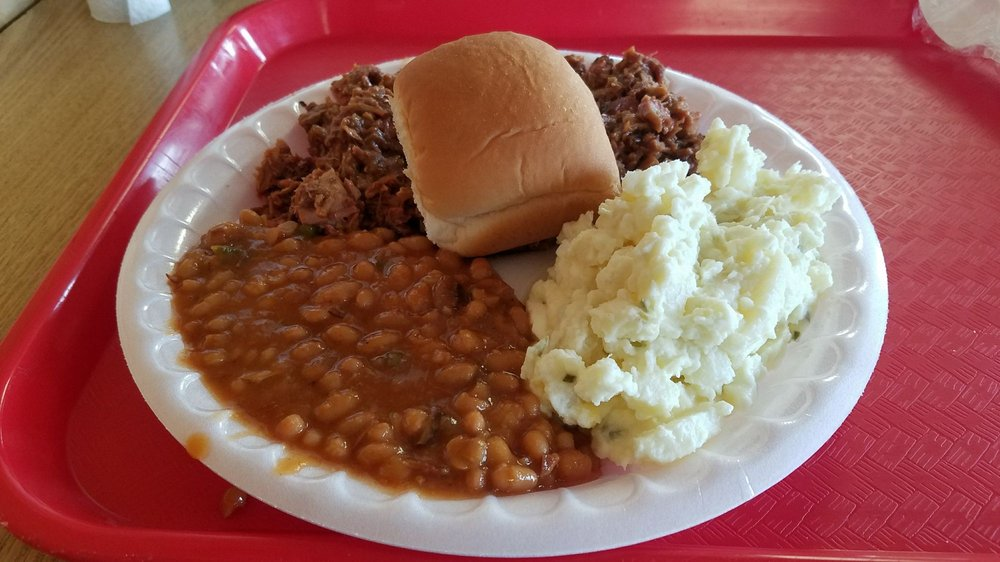 Shorty's Pit Stop Bbq: 106 W 9th St, Alma, GA