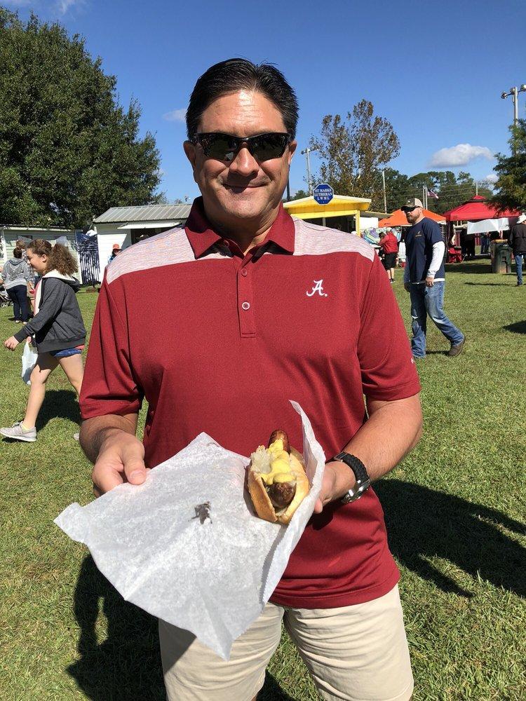 Elberta Sausage Festival: 24950 Pine St, Elberta, AL