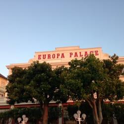 Europa Palace Grand Hotel Venues Event Spaces Via Correale 34