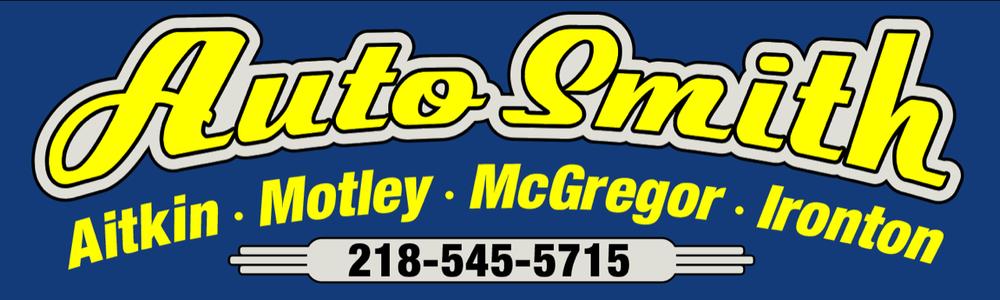 AutoSmith: 65 Cemetery Rd, Motley, MN