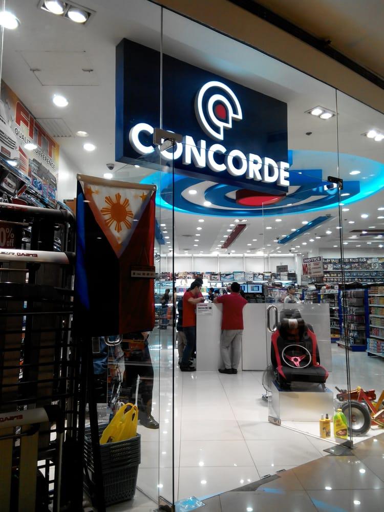 Concorde Car Accessories Center Quezon City Metro Manila
