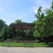 Jardin du Grand Rond - Botanischer Garten - Allées Jules ...