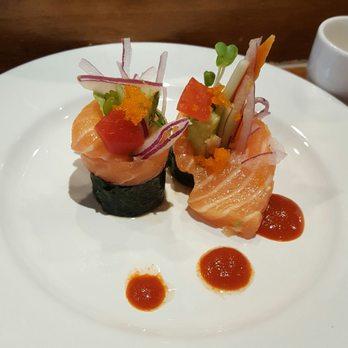 Blue fish 570 photos 526 reviews sushi 2261 for Blue fish sushi menu