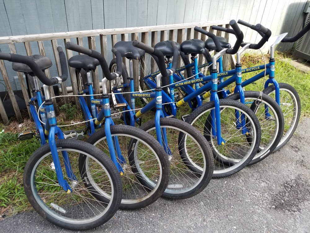 Jefferson Bicycles Rental: 142 Peach Shed Rd, Vance, SC