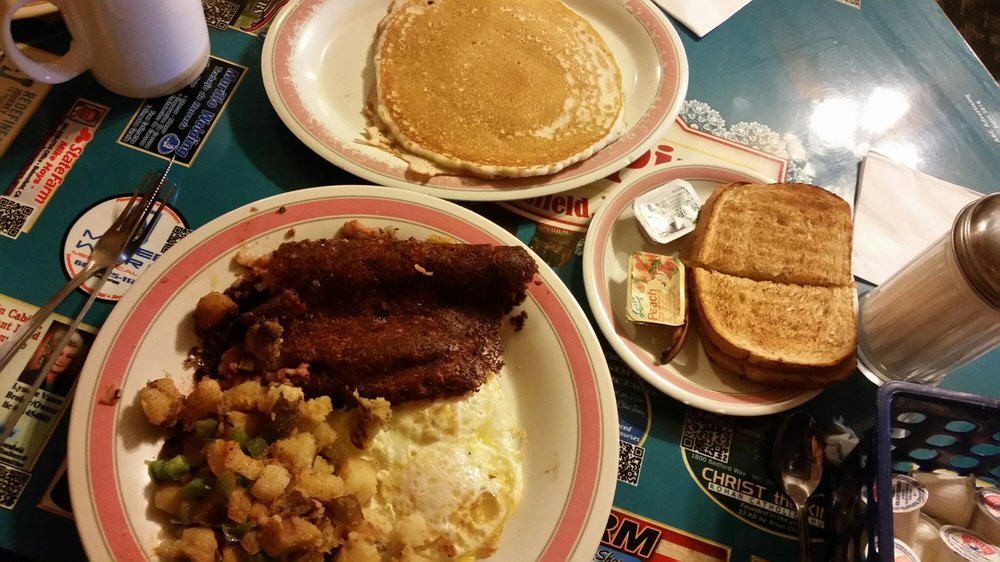 Cope's Knotty Pine Cafe: 1530 Norris Rd, Bakersfield, CA