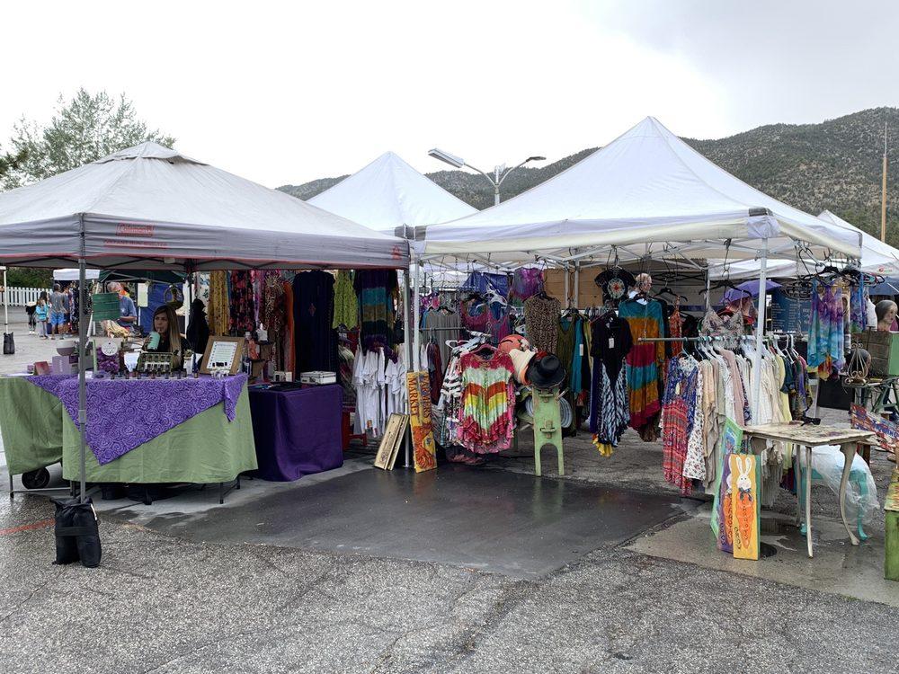 Big Bear Farmer's Market: 42900 Big Bear Blvd, Big Bear Lake, CA