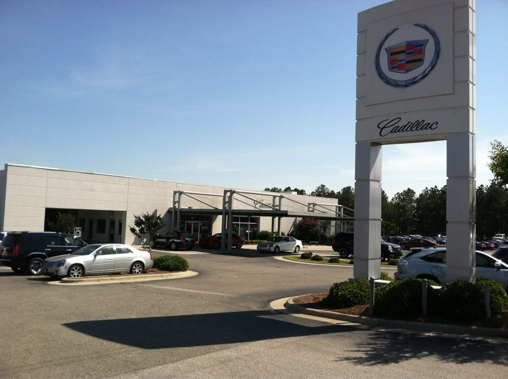 cadillac of fayetteville car dealers 1637 skibo rd fayetteville. Cars Review. Best American Auto & Cars Review