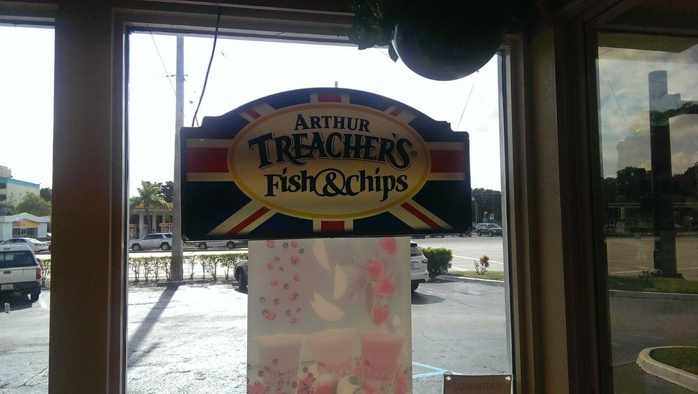 Arthur Treacher Restaurant Near Me