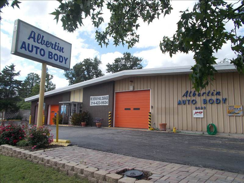 Albertin Auto Body and Collision: 8449 Page Ave, Saint Louis, MO