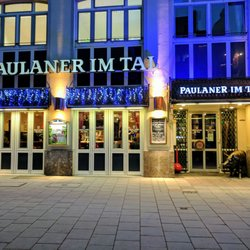 Photo of Paulaner im Tal - Munich, Bayern, Germany. Street view in early
